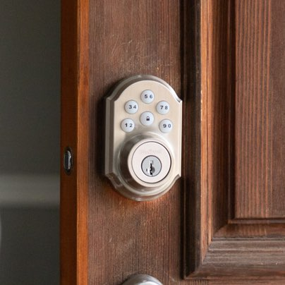 San Diego security smartlock